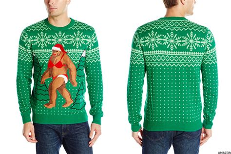 16 hilarious ugly holiday sweaters you can actually buy