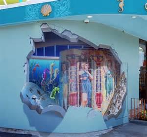 wall murals art 3d wall murals are pretty epic john pugh art