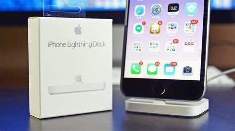 apple iphone lightning dock review funnydog tv