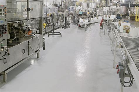 Food Grade Flooring & Coatings   Paramount, California