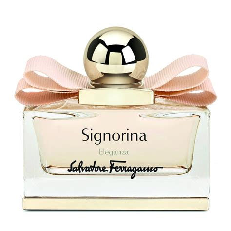 Savatore Feragamo Signorina salvatore ferragamo signorina eleganza eau de parfum 30ml