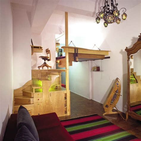 tiny spaces an inspirational apartment living in a shoebox