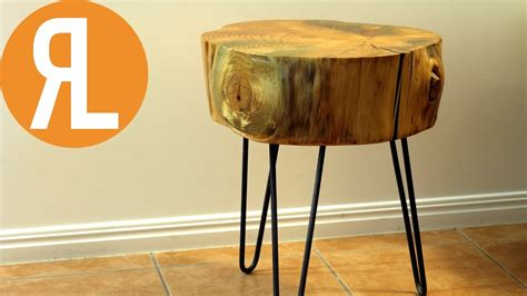 tree cross section table tree cross section side table flatten timber a