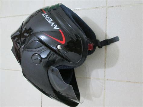 Helm Second by Jual Beli Helm Helmet Ltd Avent Black Sudah Sni