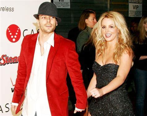 Britneys Divorcing K Fed Fashion Change by Look Back At And Kevin Federline S Nine