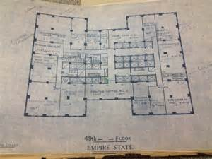 Empire State Building Floor Plan by The Shelf Life Of The Empire State Building National