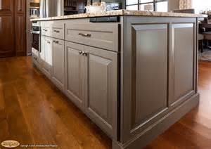 Slab Kitchen Cabinet Doors by Cabinets This Showplace Kitchen Island Is Striking In Mid
