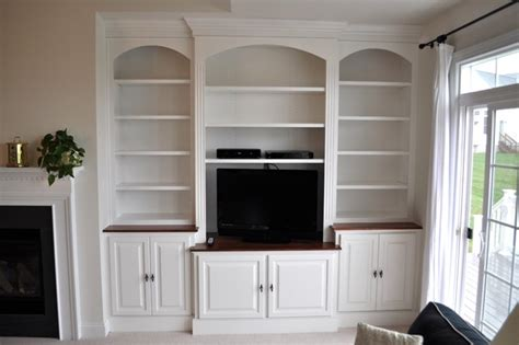 Tv Kitchen Cabinet by Built In Entertainment Center
