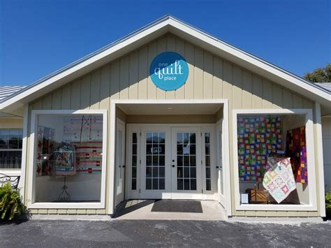 One Quilt Place Fredericksburg by Quilt Store Dragonfly Quilts