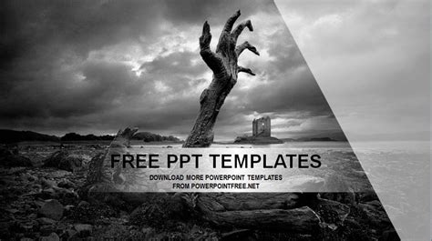 Best Free Scary Powerpoint Templates Professional Powerpoint Creepy Powerpoint Backgrounds