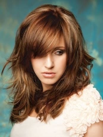 7 Different Styles Of Bangs by Great Hairstyles 2013
