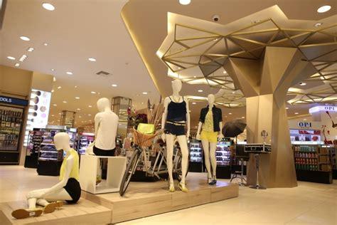 de pratti department store  ares arquitectos