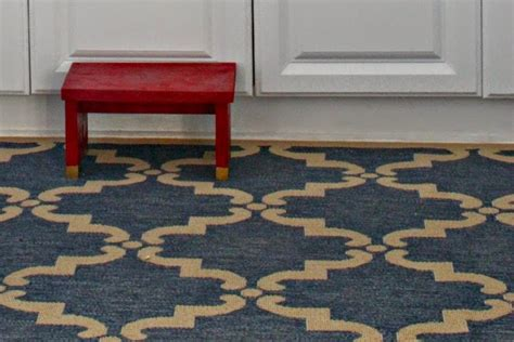 Trellis Kitchen Rug Spruce Up Your Kitchen Add A New Rug Southern State Of Mind