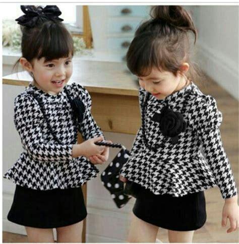 Baju Anak Perempuan Cantik setelan baju rok anak perempuan cantik modern