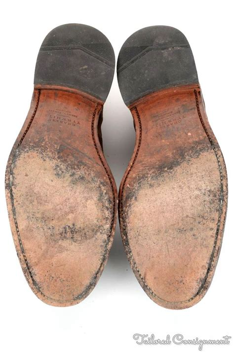 charles tyrwhitt loafers charles tyrwhitt brown solid suede leather tassel loafer