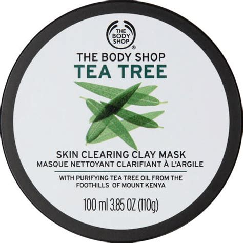 Tea Tree Mask 100ml the shop mask tea tree 100ml clicks