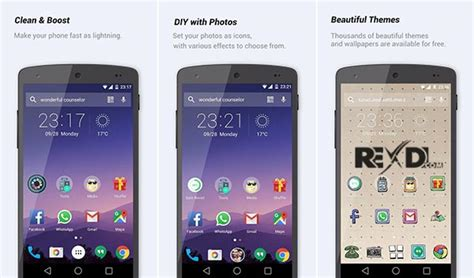 clean ui launcher full version apk solo launcher clean smooth diy 2 7 2 4 apk for android