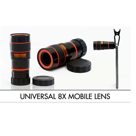 mobile lens universal 8x mobile phone lens clip best deals nepal