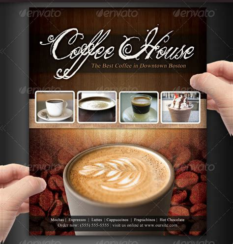 cafe flyer layout 21 coffee shop flyer templates free psd ai vector