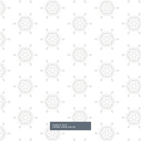 pattern geometric elegant elegant floral pattern of geometric shapes vector free