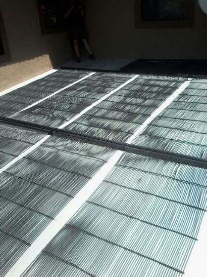 Solar Pool Mats by Pool Heating Solar Mats Diy Or Installation Swimming