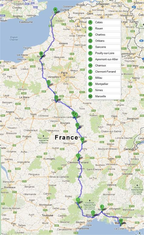 best route map 100 map of provence where to see lavender in