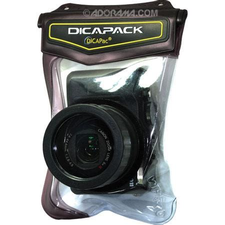 Casing Cover Dicapac Wp I10 Black dicapac wp570 underwater waterproof for cameras wp570
