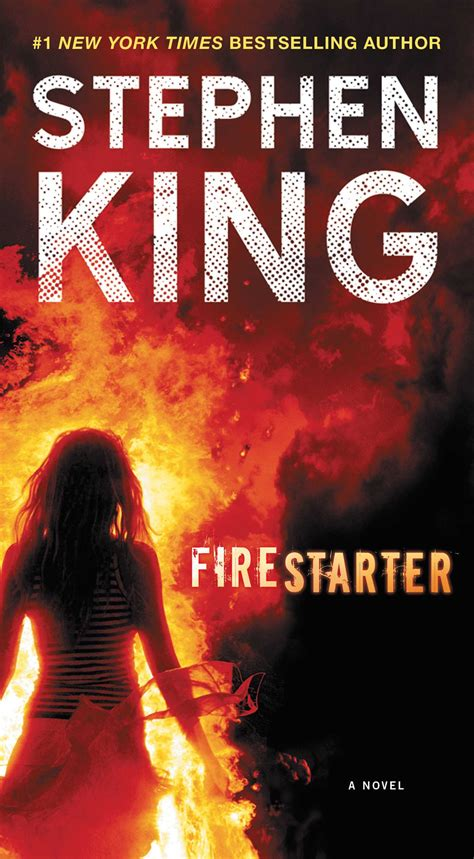 starter books firestarter book by stephen king official publisher