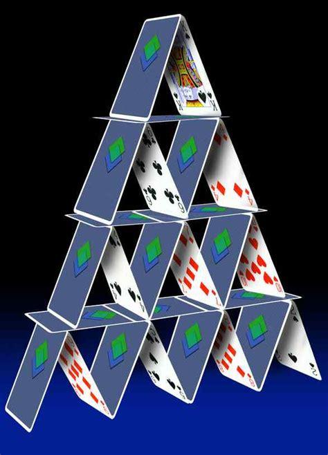 damefan pub logic solid or a house of cards we