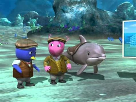 Backyardigans Juegos De Carreras The Great Dolphin Race