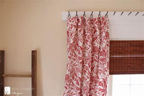 creative curtain rods 25 creative diy curtain rod tutorials remodelaholic