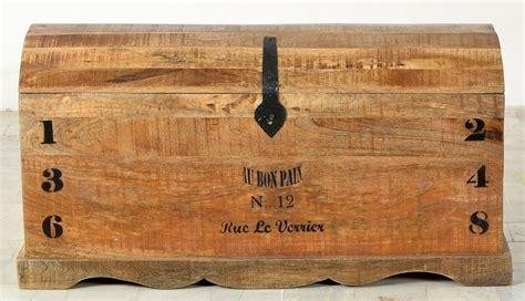 mango holz schlafzimmermöbel truhe kiste box aufbewahrungsbox mango rustikal holz