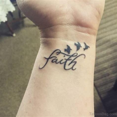 hope tattoo on wrist designs 68 latest faith tattoos for wrist