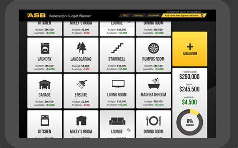 design app budget renovation planner trendy kitchen remodel project plan