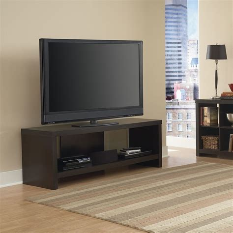 tv stand in middle of room wood tv stand flat screen media cabinet entertainment