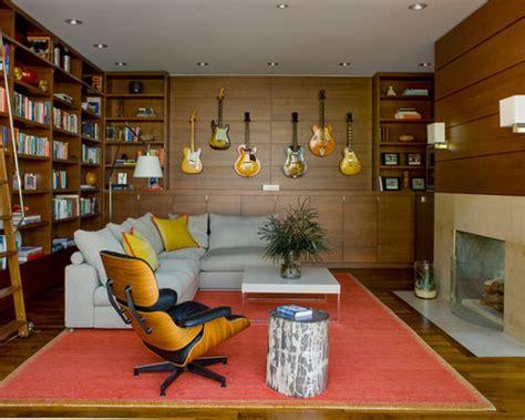 guitar room houzz