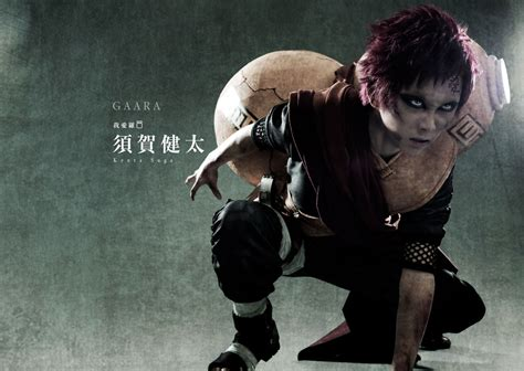 film naruto real update live action quot naruto quot musical announced will head