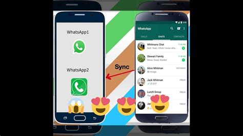 how to install android on iphone how to install two whatsapp on same android iphone