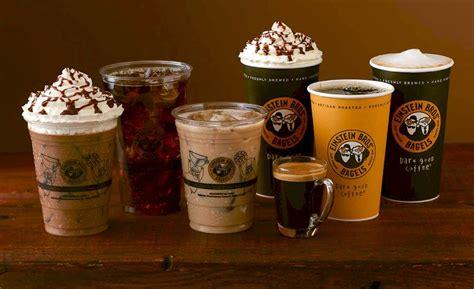 coffee drinks if coffee drinks were