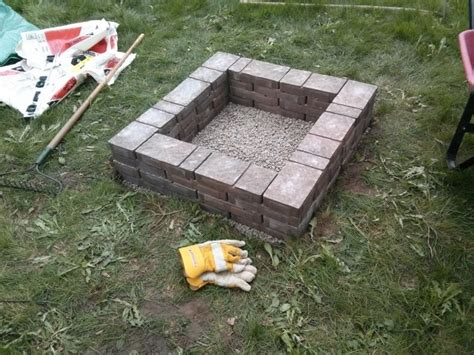 diy pit seating diy square pit pit ideas