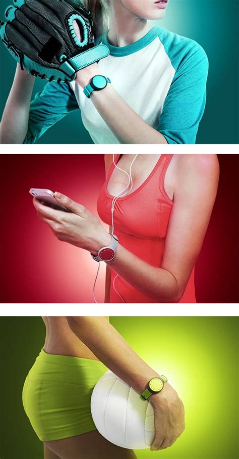 Misfit Neon Activity Tracker flash fitness band daily activities and sporty