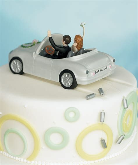 car cake toppers