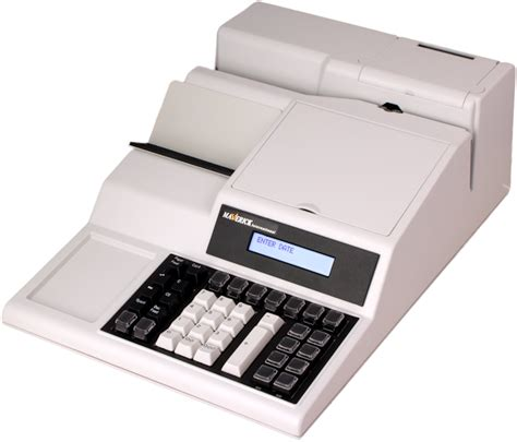 Micr Encoding Machine by Products A E Business Products