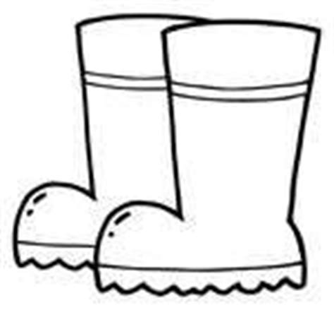coloring page of rain boots rain boots coloring page grandparents day pinterest