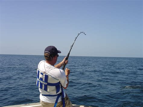 charter boat fishing hton nh deep sea fishing in the clear salt crested ocean waves of