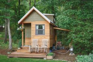 micro house married couple s wind river bungalow tiny home