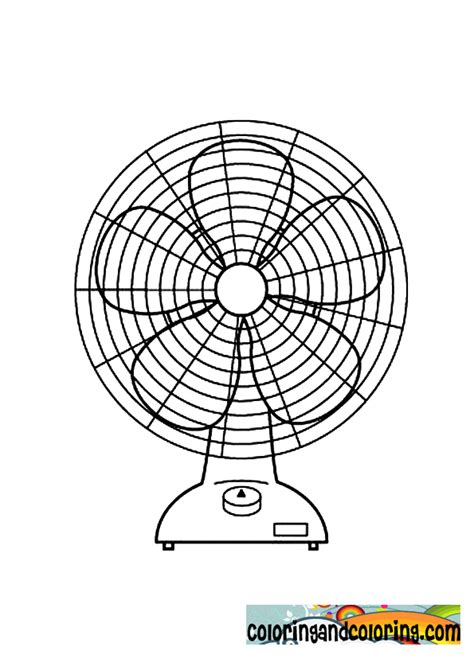 fan coloring page az coloring pages
