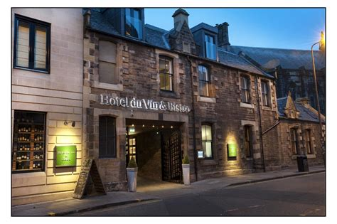 Edinburgh Room Booking by Hotel Du Vin Edinburgh Uk Booking