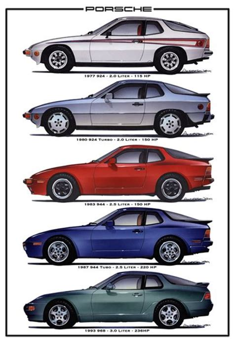 924 best the images on 17 best images about porsche 924 944 968 928 on