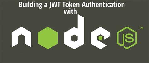 node js oop tutorial generate jwt token after login and verify with node js api